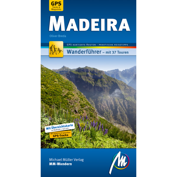 MMV Wanderführer Madeira