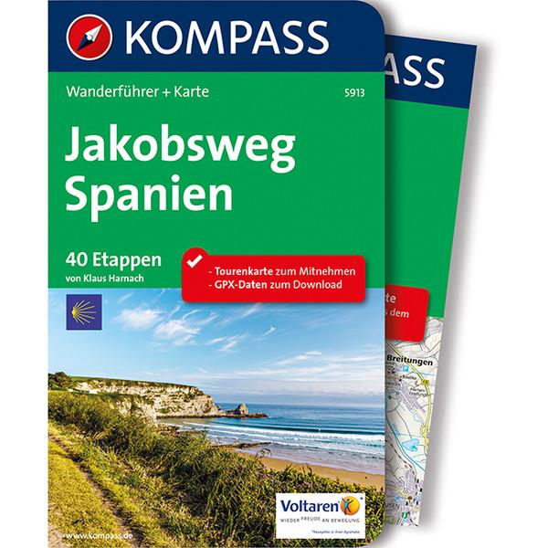 Kompass WF Jakobsweg Spanien