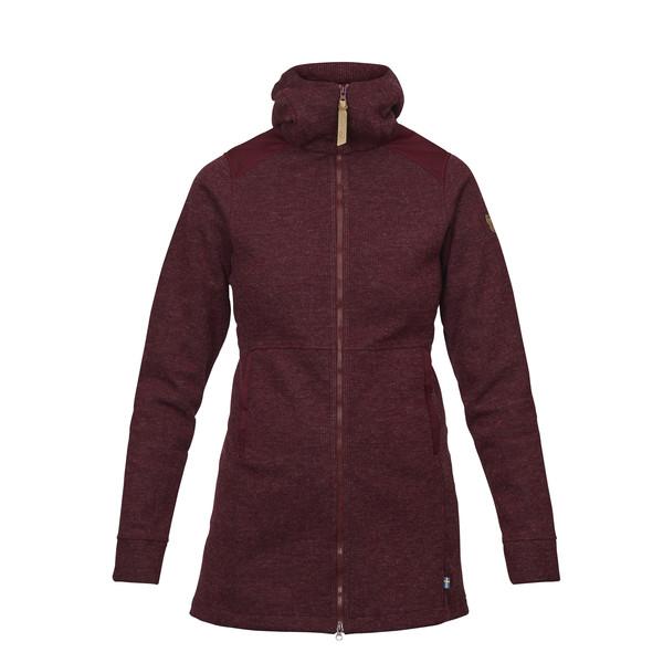Fjällräven Övik Wool Jacket Frauen - Softshelljacke