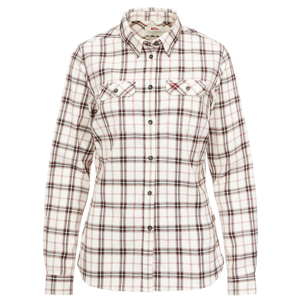 Fjällräven Fjällglim Stretch Shirt LS W Frauen - Outdoor Bluse