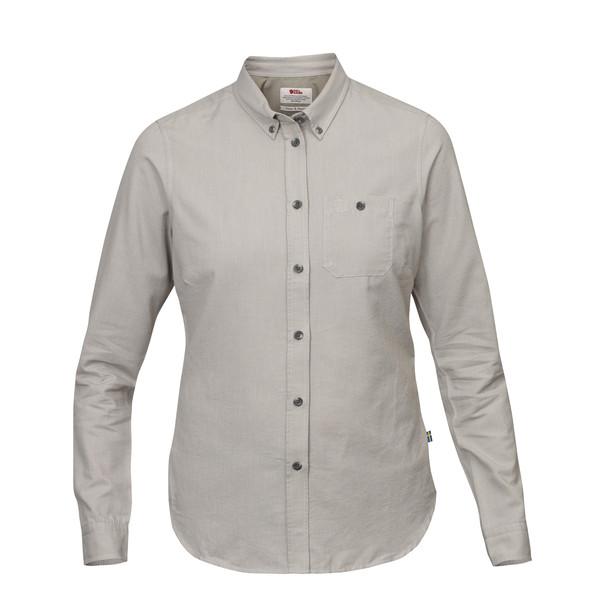 Fjällräven Övik Foxford Shirt LS Frauen - Outdoor Bluse