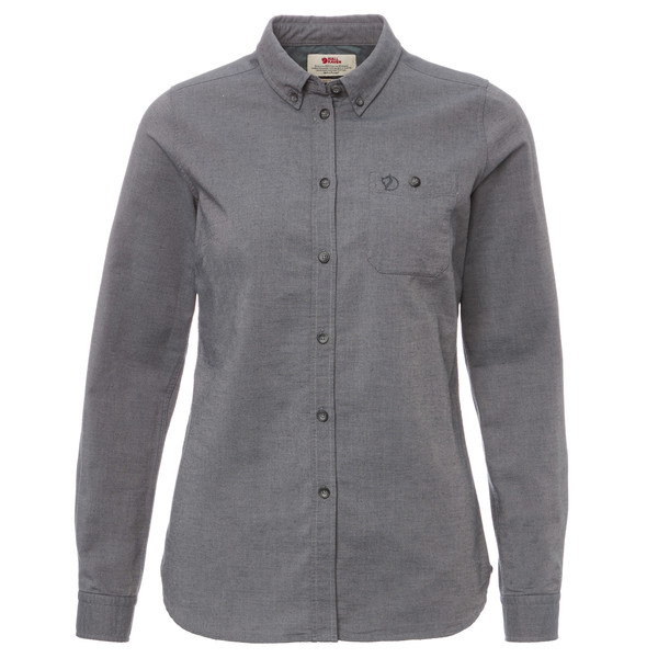 Fjällräven Övik Foxford Shirt LS W Frauen - Outdoor Bluse