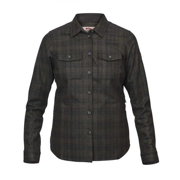 Övik Re-Wool Shirt