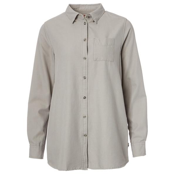 Fjällräven HIGH COAST FLANNEL SHIRT LS W Frauen - Outdoor Bluse