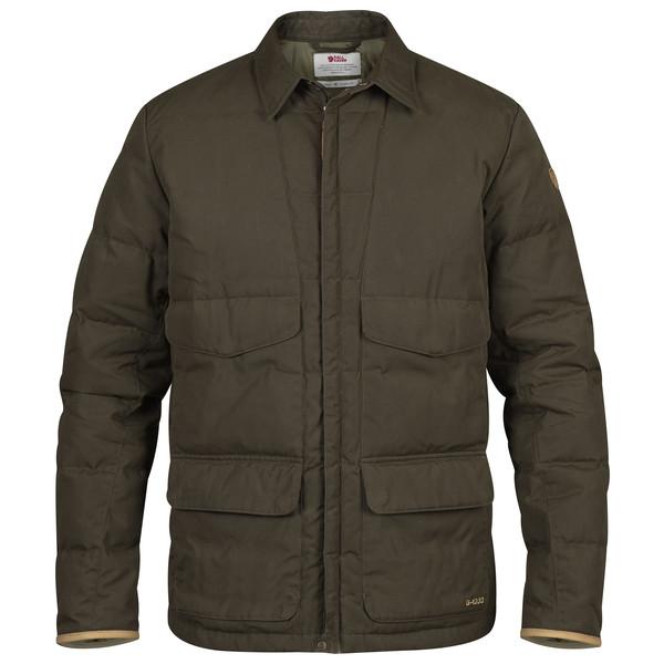 Fjällräven Sörmland Down Shirt Jacket Männer - Winterjacke