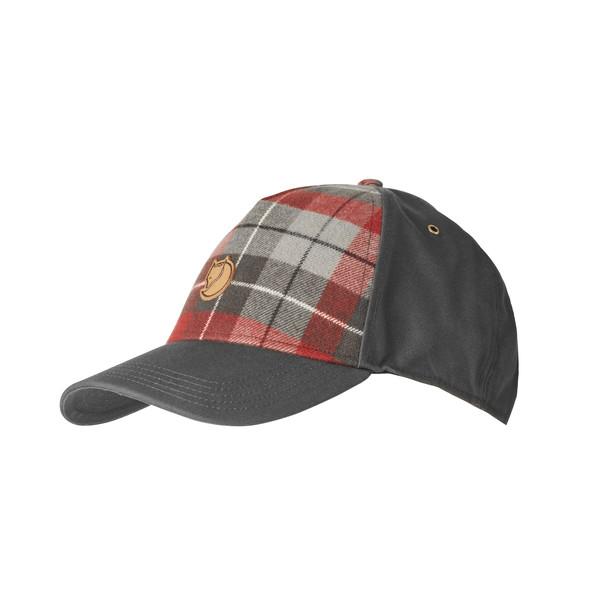Fjällräven Övik Plaid Cap Unisex - Mütze
