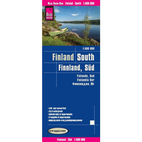 RKH WMP Finnland, Süd
