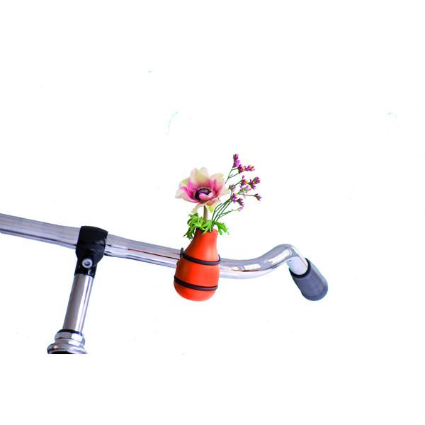 Frieda, Fahrradvase-orange