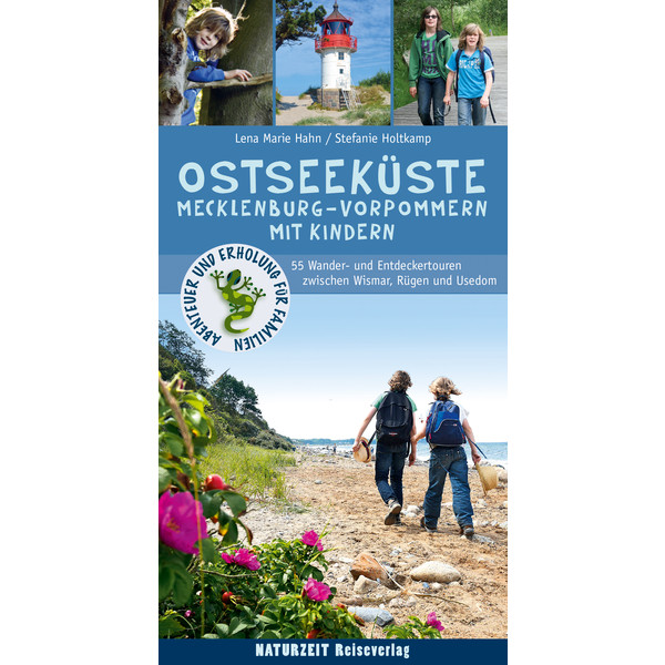 Ostseeküste Meck-Pomm mit Kindern