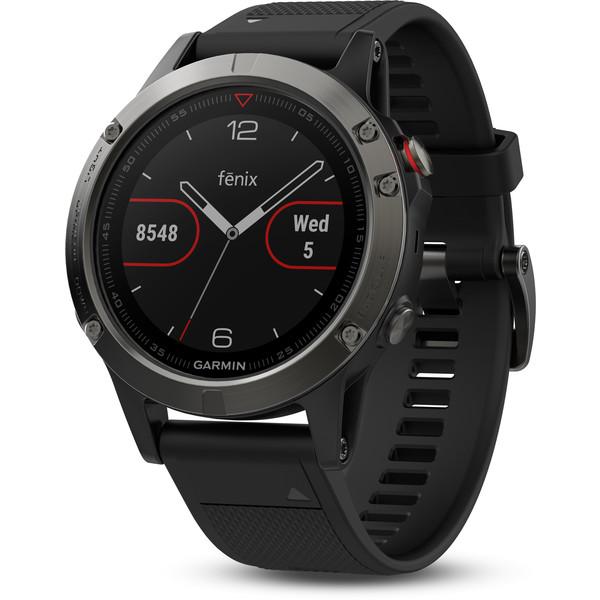 Garmin fenix 5 Saphir - Smartwatch