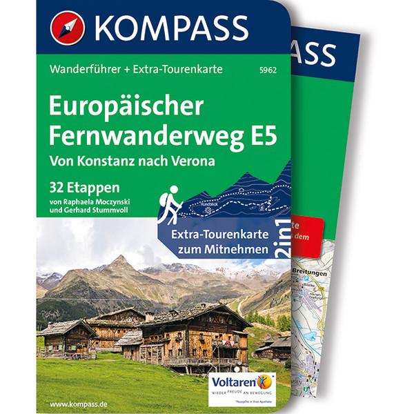 Kompass Europäischer Fernwanderweg E5