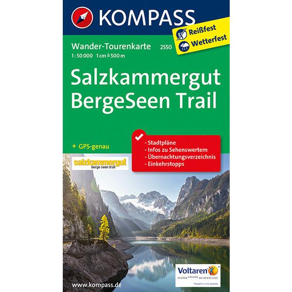 KOKA 2550 Salzkammergut BergeSeen Trail