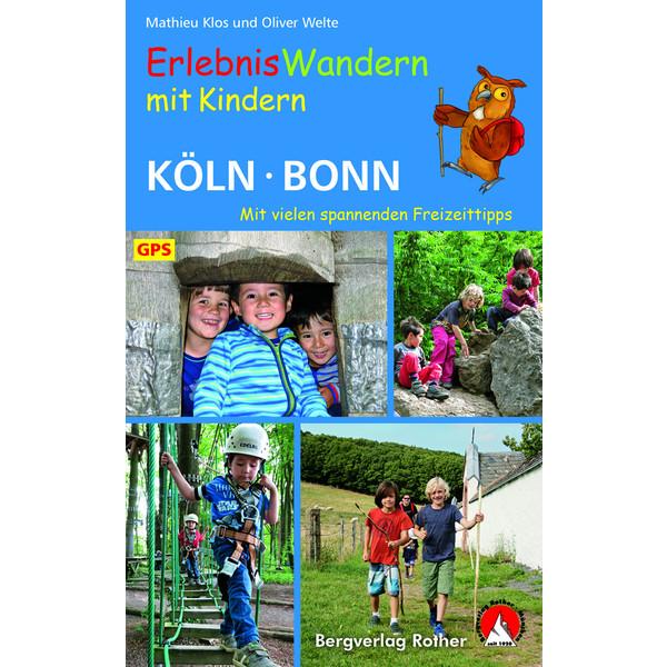 ERLEBNISWANDERN MIT KINDERN KÖLN - BONN - Kinderbuch
