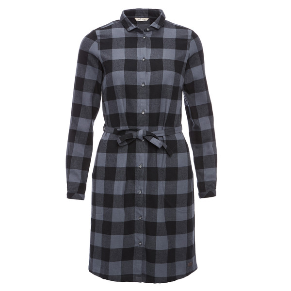 FRILUFTS Tinnahinch L/S Dress Frauen - Kleid