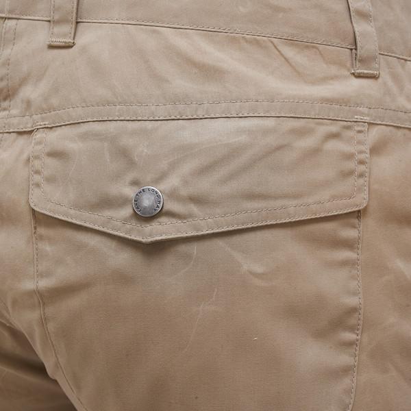 FRILUFTS Raznas ZipOff Pants Frauen Trekkinghose light khaki Damen Bekleidung KGMCQPLWU