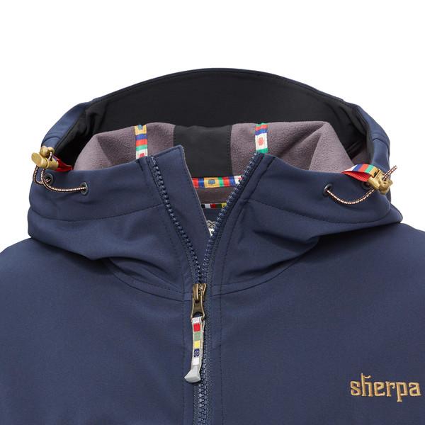 Sherpa NILGIRI HOODED JACKET Softshelljacke