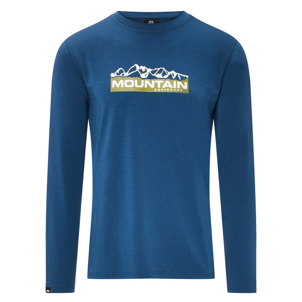 Mountain Equipment Mountainscape LS Tee Männer - Funktionsshirt