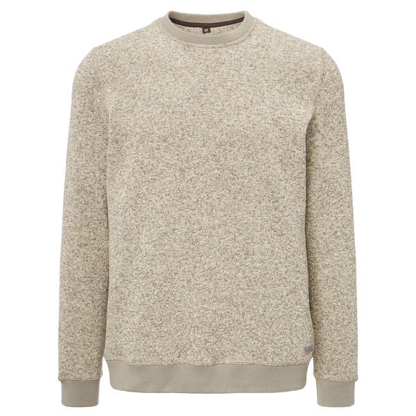 FRILUFTS Hagleren Knitted Fleece Pullover Männer - Fleecepullover
