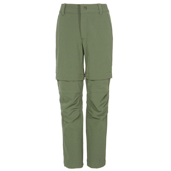 FRILUFTS SKOGAR SOFTSHELL ZIPOFF PANTS Kinder - Softshellhose