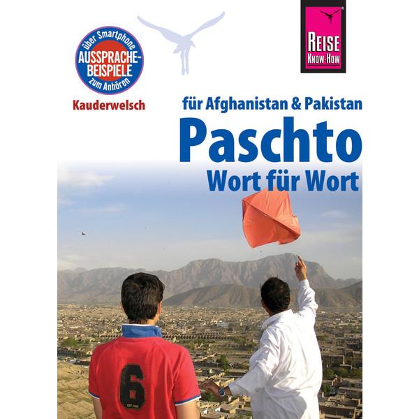 RKH Kauderwelsch Paschto für Afghanistan