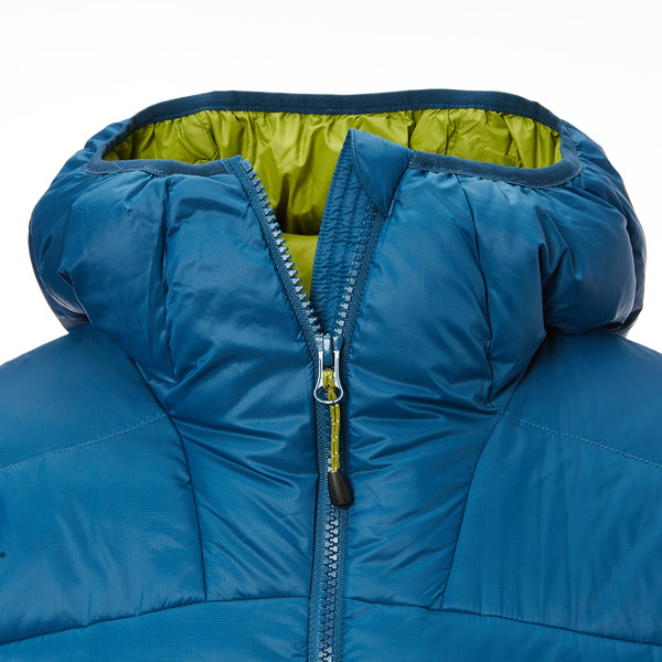 Mountain Equipment W DEWLINE HOODED JACKET ME O 002746 cumYJM