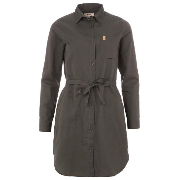 Fjällräven Övik Shirt Dress Frauen - Kleid