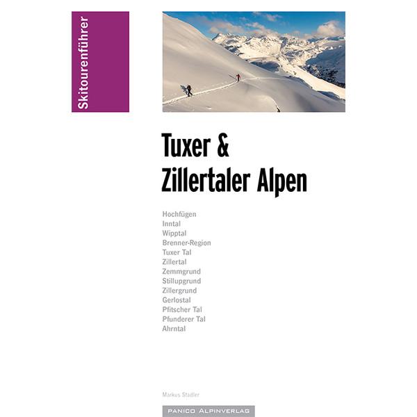 Tuxer und Zillertaler Alpen Skitouren