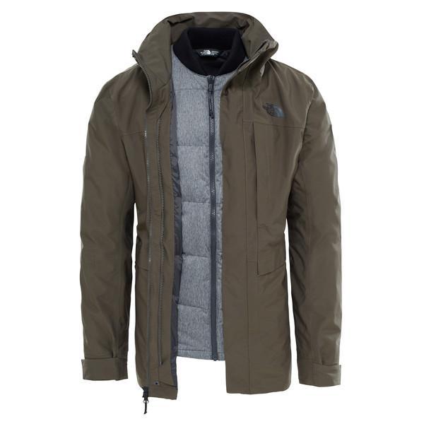 The North Face Antifreeze Triclimate Jacket Männer - Doppeljacke