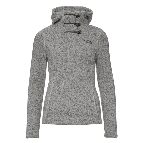 The North Face Crescent Hooded Pullover Frauen - Fleecepullover