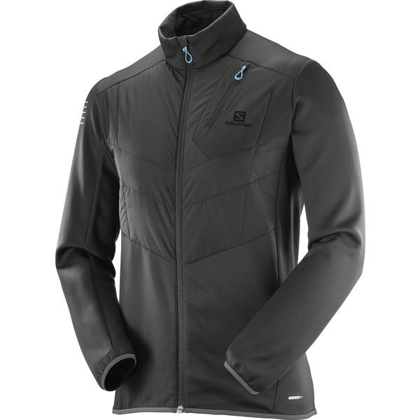 Salomon Pulse Warm Jacket Männer - Softshelljacke