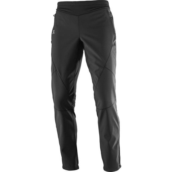 Salomon Lightning Warm Shell Pant Frauen - Softshellhose
