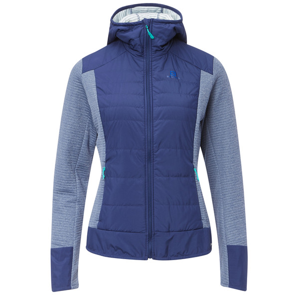 Salomon Right Nice Hybrid Hoodie Frauen - Kapuzenpullover