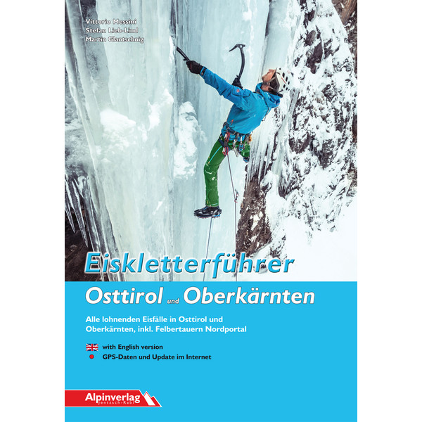 Eiskletterführer Osttirol und Oberkärnte