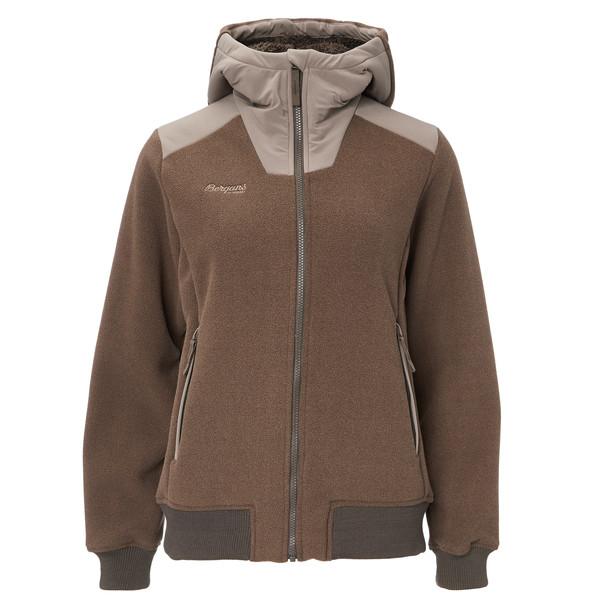 Bergans Gimsoy Jacket Frauen - Fleecejacke