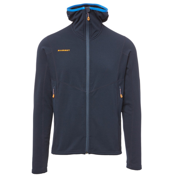 Mammut Eiswand Advanced ML Hooded Jacket Männer - Fleecejacke