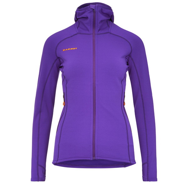 Mammut Eiswand Advanced ML Hooded Jacket Frauen - Fleecejacke