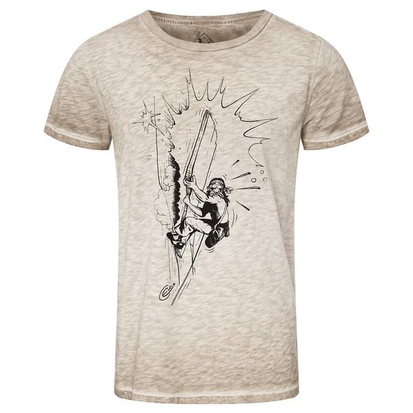 Red Chili Erbse Flake T-Shirt Männer - T-Shirt