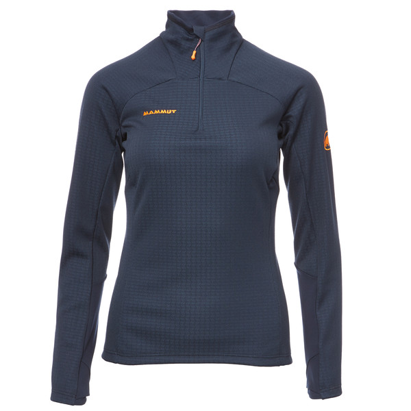 Moench Advanced Half Zip LS