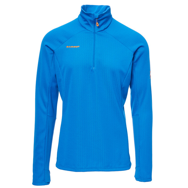 Mammut Moench Advanced Half Zip LS Männer - Funktionsshirt