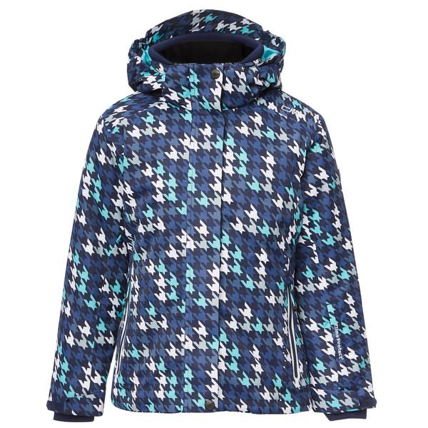 CMP Snaps Hood Jacket Printed Kinder - Winterjacke