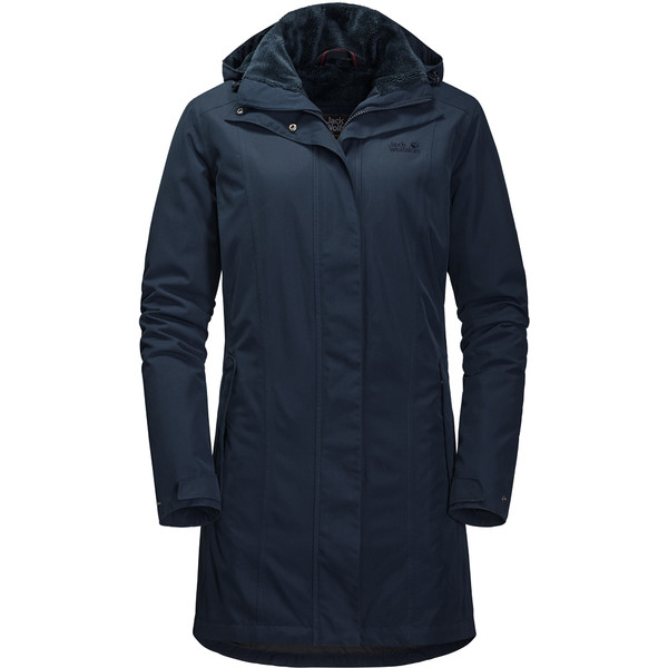 innovative design 0cab2 66a6a Jack Wolfskin MADISON AVENUE COAT Wintermantel