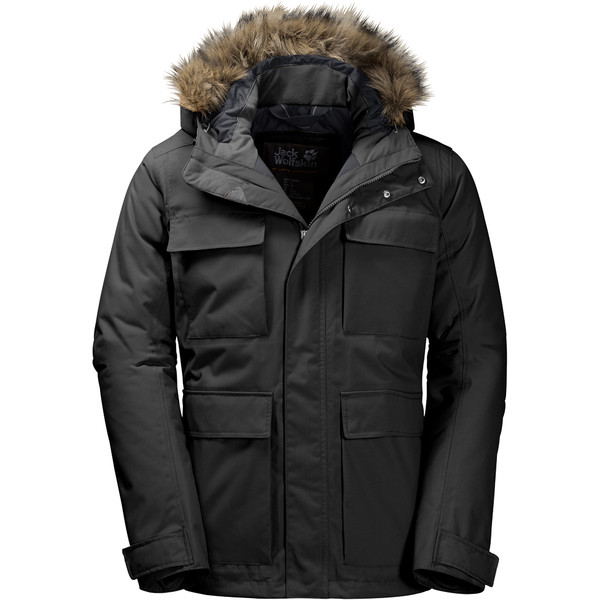 Jack Wolfskin Point Barrow Männer - Winterjacke