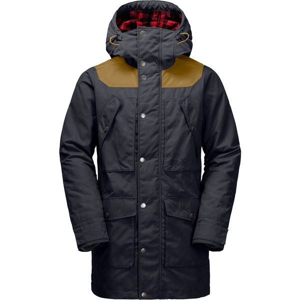 Jack Wolfskin Fort Williams Parka Männer - Wintermantel