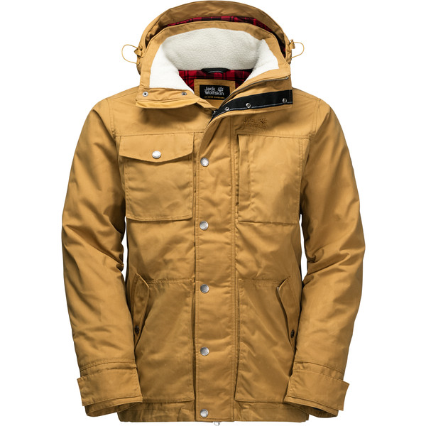 big sale 890a9 bfaa8 Jack Wolfskin FORT NELSON JACKET Winterjacke
