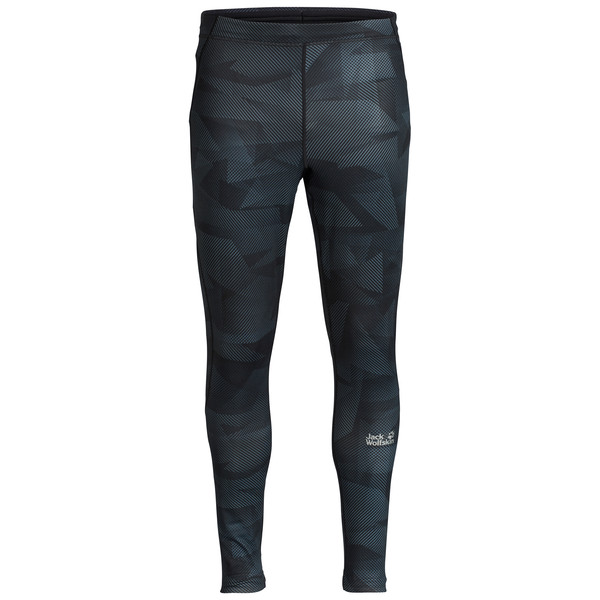 Jack Wolfskin Grid Tights Männer - Fleecehose