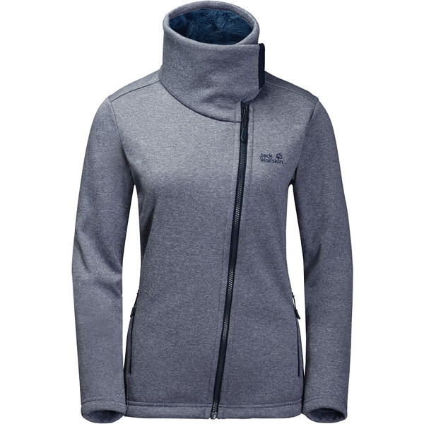 Jack Wolfskin ATLANTIC SKY JACKET Frauen - Fleecejacke