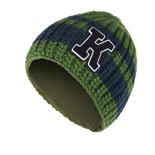 "Kusan Pull on Cap with ""K"" Unisex - Mütze"