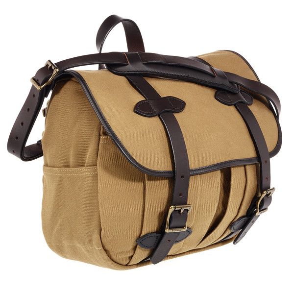 Filson MEDIUM FIELD BAG - - Umhängetasche