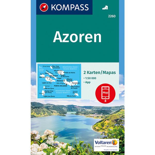 Kompass 2260 Azoren