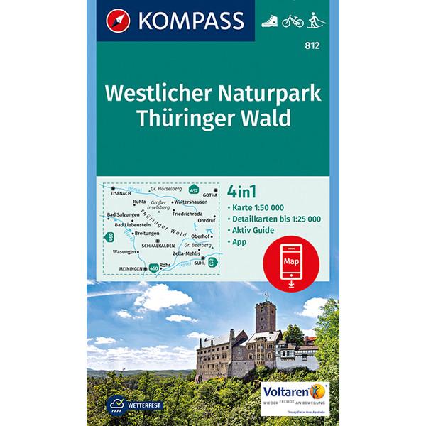 KOKA 812 Westl. NP Thüringer Wald